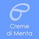 Creme Di Menta - Responsive WordPress Blog