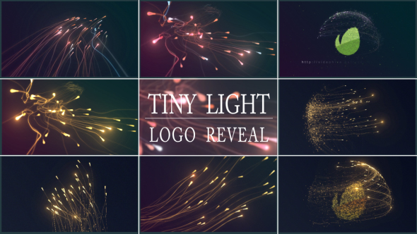 Download Tiny Light Logo Reveal nulled download