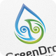 Green Drop - Logo Template