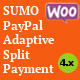 WooCommerce PayPal Adaptive Split Payment