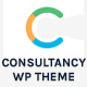 Consultancy  - Corporate Business WordPress Theme