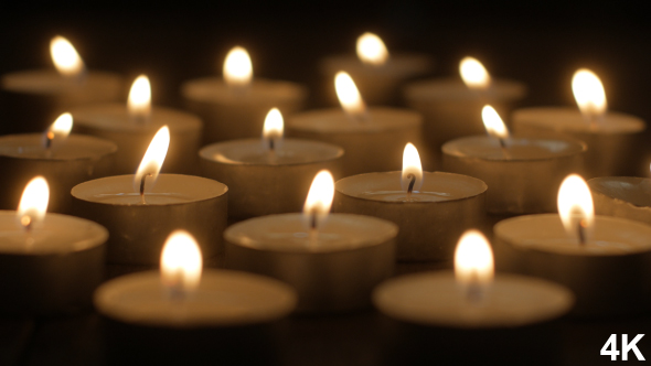 VideoHive Candles 18700960