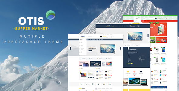 Download Leo Otis Responsive Prestashop Theme nulled download