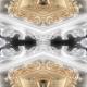 Elegant Silver Golden Background