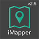 iMapper - Wordpress Image Mapper / Pinner, Add Interactive Pins to Your Photos, Select Image and Pin