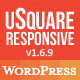 uSquare - Universal Responsive Wordpress Grid for Team Members, Logos, Portfolio, Products and More