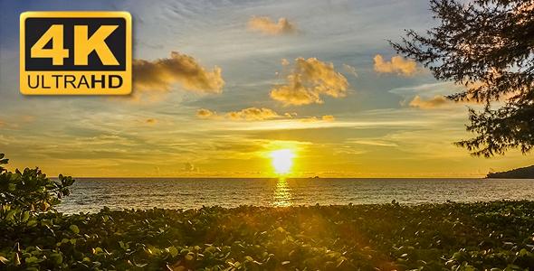 VideoHive Beautiful Sunset 18702655
