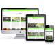 Garden - Lawn & Landscaping Responsive Drag&Drop Website Builder