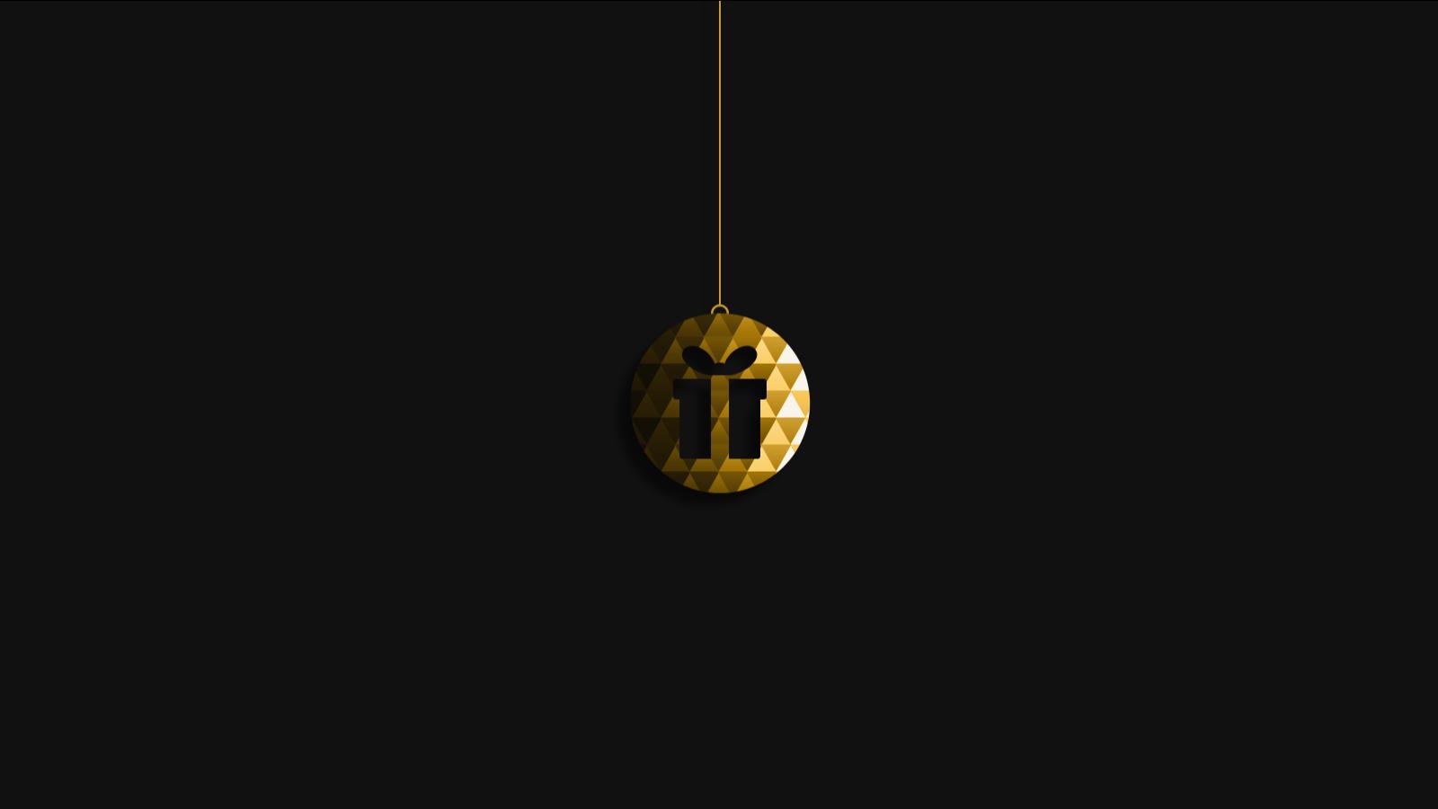 Christmas Card Elegant Lights by wall-e CodeCanyon