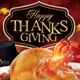 Happy Thanksgiving 2016 Flyer