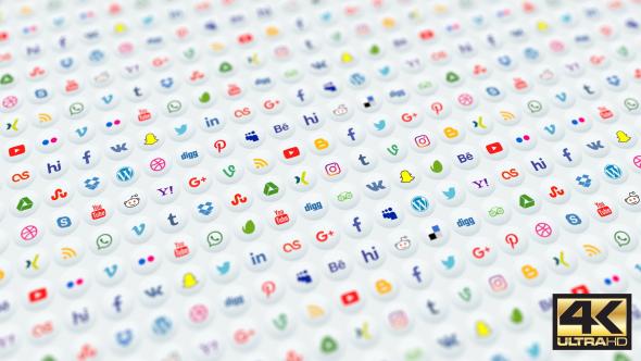 Download Social Media Background v1 nulled download