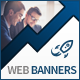 Business Banners HTML5 D2 - Animate