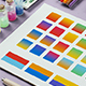 iOS & Android App Color Swatches & Gradients Pack