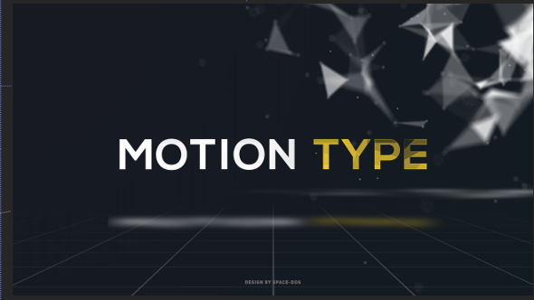 Motion type titles technology after effects templates for Motion 5 title templates