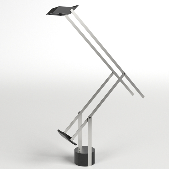 Office Lamp 1 - 3DOcean Item for Sale
