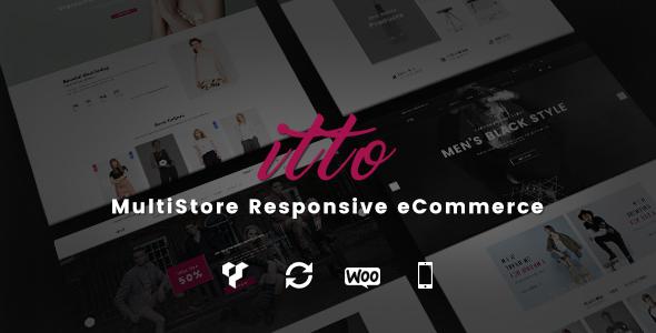 Itto - Multistore Ecommerce WordPress Theme