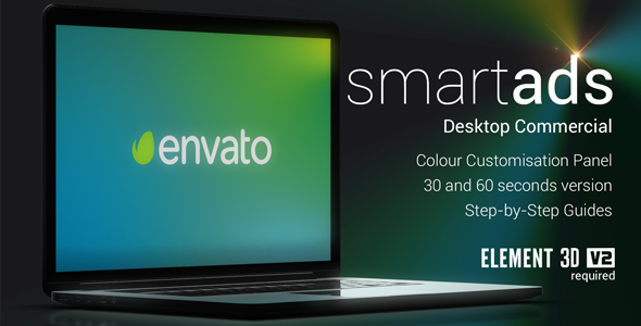 smartAds Desktop 1.1 - Commercial Template (Commercials)
