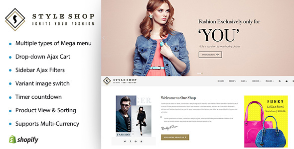 Hi Fashion | Boqutique Shopify Template