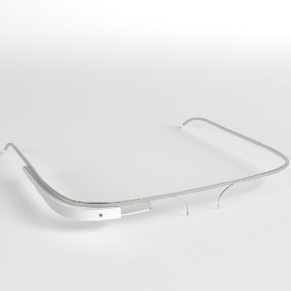 Google Glass - 3DOcean Item for Sale