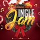 Jingle Jam Christmas Flyer