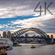 Sydney Harbour Bridge Ferry Traffic 1