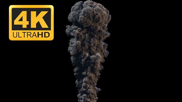Download 4K Hyperealistic Large Scale Smoke Ver.01 nulled download