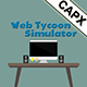 Web Tycoon Simulator - HTML5 Idle Upgrade Game - AdMob, Cocoon.io app ready - Construct 2 CAPX