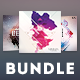 Abstract CD Cover Bundle Vol.02