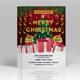 Christmas Party Invitation Flyer - V01