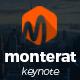 Monterat Keynote Template