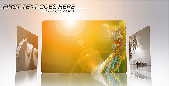 After Effects Project - VideoHive Rotation Gallery 83967