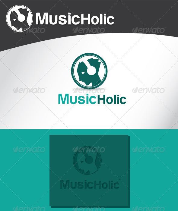 Music Holic Logo
