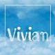 Vivian - Landing Page PSD Template