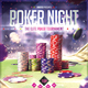 Poker Nights - Flyer Template