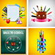 School and Education Tools Backgrounds