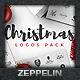 Christmas Logos Pack