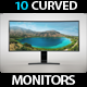Curved Monitor SE790C