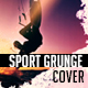 Sport Grunge Cover Facebook