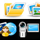 Icon Set - Pictures - GraphicRiver Item for Sale