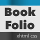 BookFolio - Blog / Personal site - ThemeForest Item for Sale