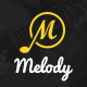 Melody - WordPress Theme for Musical Instruments & Music BandClub