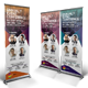 Annual Event Conference Roll-up Banner