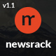Newsrack - Responsive WordPress Blog Theme With Infinitive Load