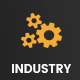 Digital Industry - Industrial Business HTML Template