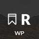 Reston - A Responsive WordPress Blog Theme