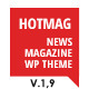 HotMag - Responsive WordPress News, Magazine and Blog Template