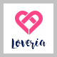Loveria | Wedding PSD Template