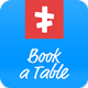 WordPress Book a Table plugin