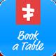 WordPress Book a Table plugin
