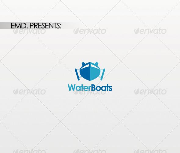 Water Boats Logo